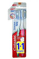 Зубная щетка Colgate 1+1 SlimSoft Шелковые нити