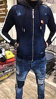 Куртка мужская джинсовая North River