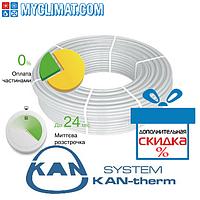 Трубы из сшитого полиэтилена Kan-therm PE-RT 16х2 мм с антидиффузионной защитой