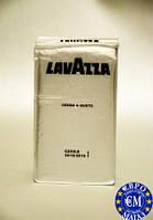 Кава мелена Lavazza Crema e Gusto 250 г срібло