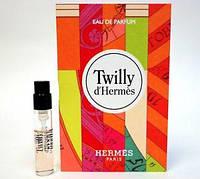 Туалетная вода Hermes Twilly d'Hermès 2 ml. пробник