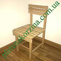 Детский стульчик из дерева Арт.533