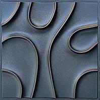 """""""Вуаль"""" форма для 3D панелей 50х50, фото 1"""