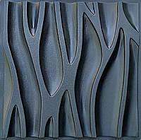 """""""Каскад"""" форма для 3D панелей 50х50"""
