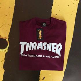 Футболка Thrasher Skate Mag с принтом