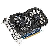 Видеокарта Gigabyte  GeForce GTX750 Ti 4GB (GV-N75TWF2OC-4GI)
