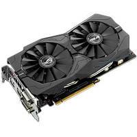 Видеокарта Asus GeForce GTX 1050 Ti ROG Strix 4GB (STRIX-GTX1050TI-4G-GAMING)