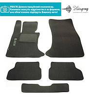Комплект з 5-х ковриків Stingray FORTUNA BLACK/GREY в салон PEUGEOT / 307 / 2001-2008, фото 1