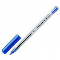 Ручка шариковая SCHNEIDER TOPS 505M0,7 ммсиняя корпус прозрачный
