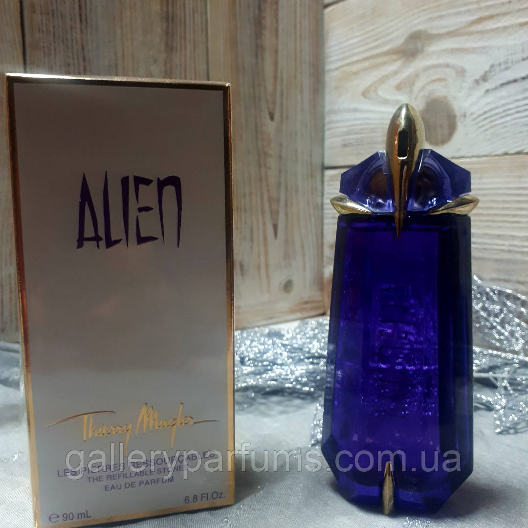 Thierry Mugler Alien Les Pierres Ressourcables The Refillable Stones