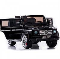 Детский электромобиль Mercedes AMG G55 черный ***