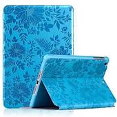 Чехол-подставка Devia с цветочным узором для iPad Mini/iPad Mini2