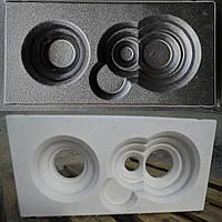 "Форма для 3D перегородок ""Иллюминатор"", фото 1"