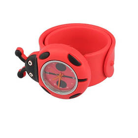Детские наручные часы 100-29 божья коровка