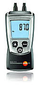 Дифманометр Testo 510 (0 ... 100 мбар / 0.01 мбар). Германия, фото 1