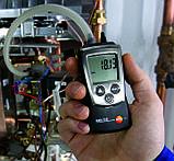 Дифманометр Testo 510 (0 ... 100 мбар / 0.01 мбар). Германия, фото 3
