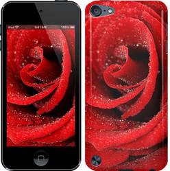 """Чехол на iPod Touch 5 Красная роза """"529c-35-328"""""""