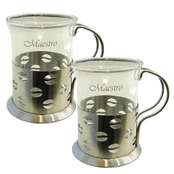 Набор из двух чашек Maestro MR-1663-200