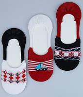 Р. 31-33 ( 7-9 лет )  невидимые носки , следки
