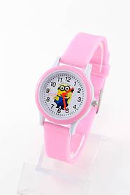 Детские наручные часы Миньоны: 1315 розовый