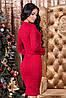"""Платье красное """"As elegant"""", фото 6"""