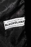 """Норковая шуба жилет """"Ульяна"""" из норки BlackGlama, фото 9"""