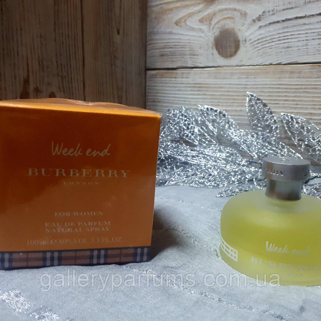 Burberry Weekend London For Women Eau De Parfum Natural Spray 50 мл