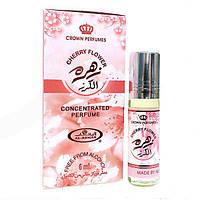 Арабские масляные духи CHERRY FLOWER Al Rehab (Цветы вишни)