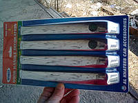 Хром накладки на ручки ВАЗ 2109.