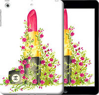 "Чехол на iPad 5 (Air) Помада Шанель ""4066c-26-328"""