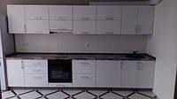 Кухни с пленочными МДФ фасадами