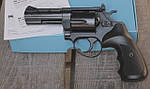 Немецкие револьверы Cuno Melcher ME 38 под патрон Флобера