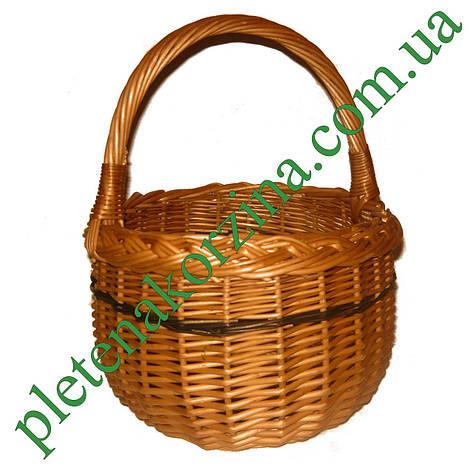 Корзины плетеные подарочные Арт.073, фото 2