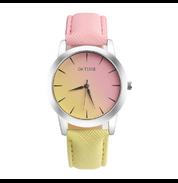 Наручные женские часы Радуга: 100-19 желтый