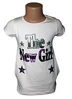 """Туніка з кишенями""""The new girl""""(від 3 до 6 років)"""