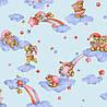 """Обои рулонные бумажные детские """"Мишки 1326 ТМ Континент (Украина) 0,53*10,05"""