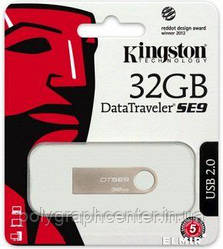 Флеш накопитель Kingston DTSE9 32 GB USB 2.0