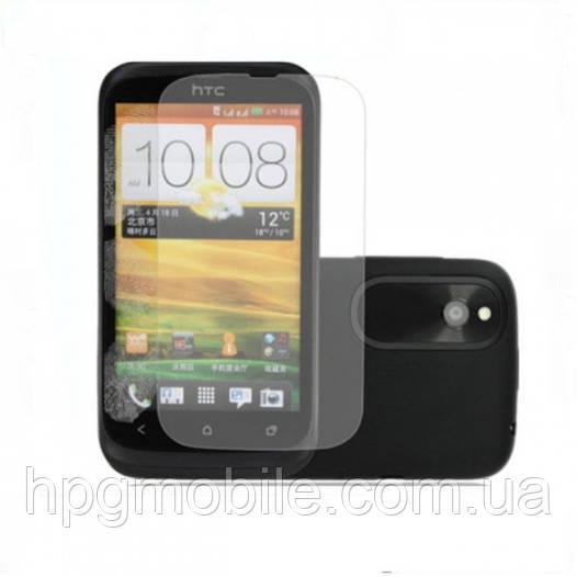 Защитная пленка для HTC Desire V T328w/Desire X - Celebrity Premium (clear), глянцевая