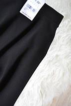 Новая фактурная черная юбка Jennyfer, фото 3