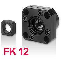 Концевая опора FK12, опора ШВП фланцевая FK12, фото 1