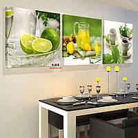 Картины модульные 3  Кухонный натюрморт