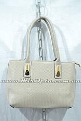 Женская сумка 016-1 (34 х 22 см.) купить оптом в Украине