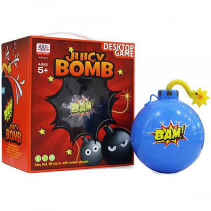 Настольная игра Веселые брызги Juicy Bomb Бомбочка, фото 2