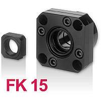 Концевая опора FK15, опора ШВП фланцевая FK15, фото 1