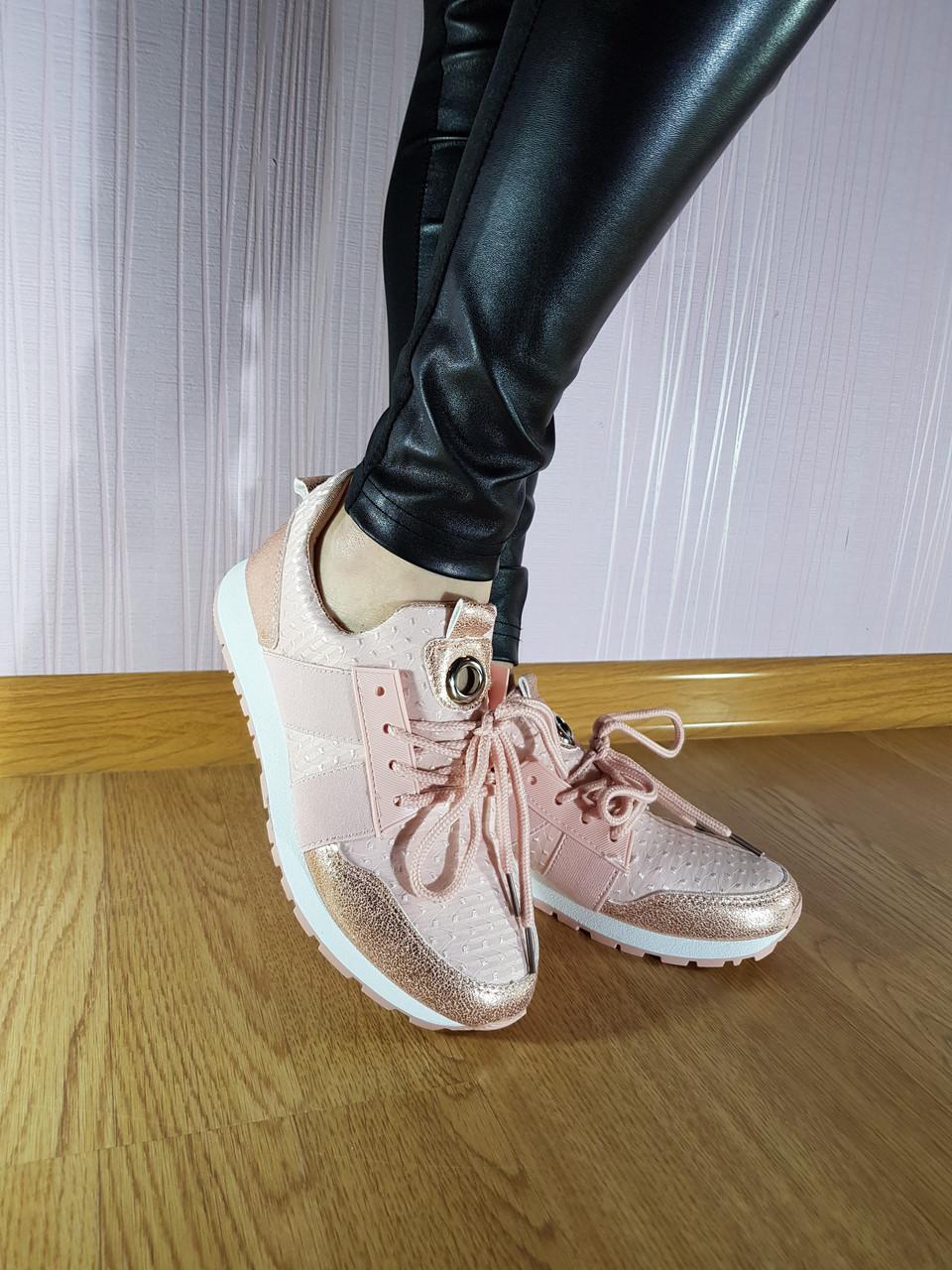 Кросівки Venus Cozy Pink 9