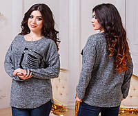 Женская кофточка, батал, Турция. 13260