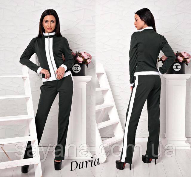 женский классический костюм