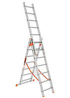 Лестница универсальная Budfix 3х9 01409
