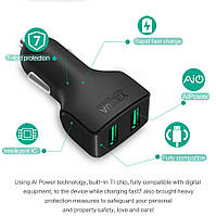 Автомобильное зарядное устройство Aukey CC-S3 на 2 USB