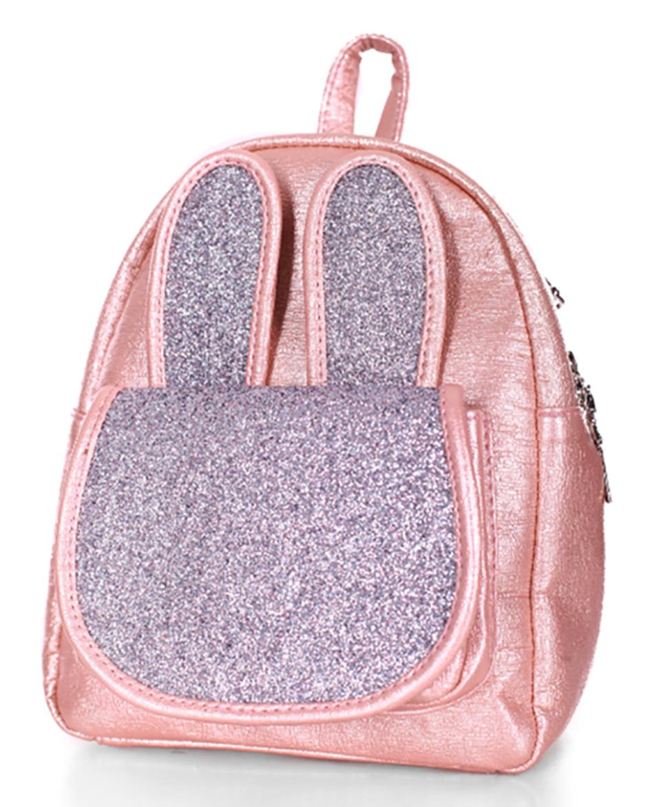 ae555be31b03 Рюкзак с блестками маленький для девочек модный розовый - Интернет-магазин  женских сумок в Черновцах
